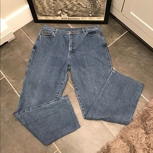 Lee Jeans Vintage High Rise Mom Jean Straight 14L